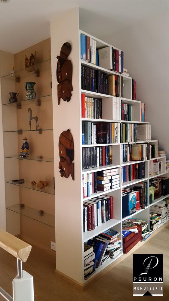 aménagement chambres, dressings et placards agencement sous rampant