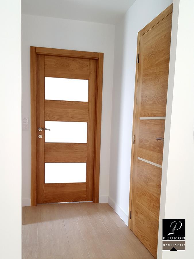 fabricant portes intérieur bois sur Vannes-Lorient-Pontivy