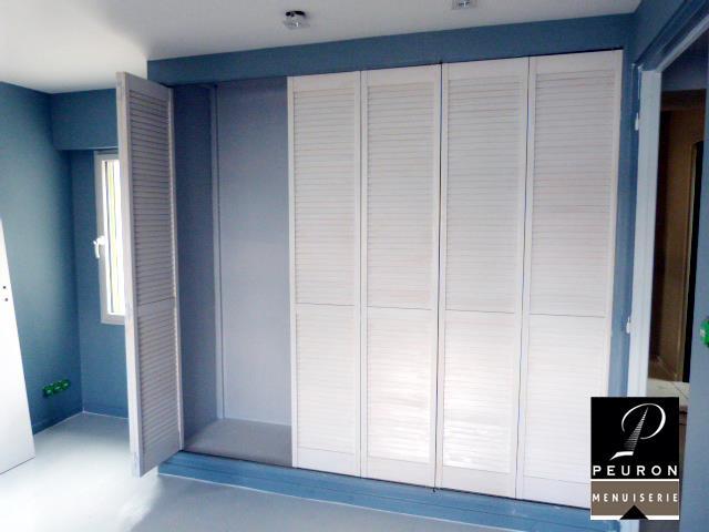 aménagement chambres, dressings et placards Portes de placard pliantes
