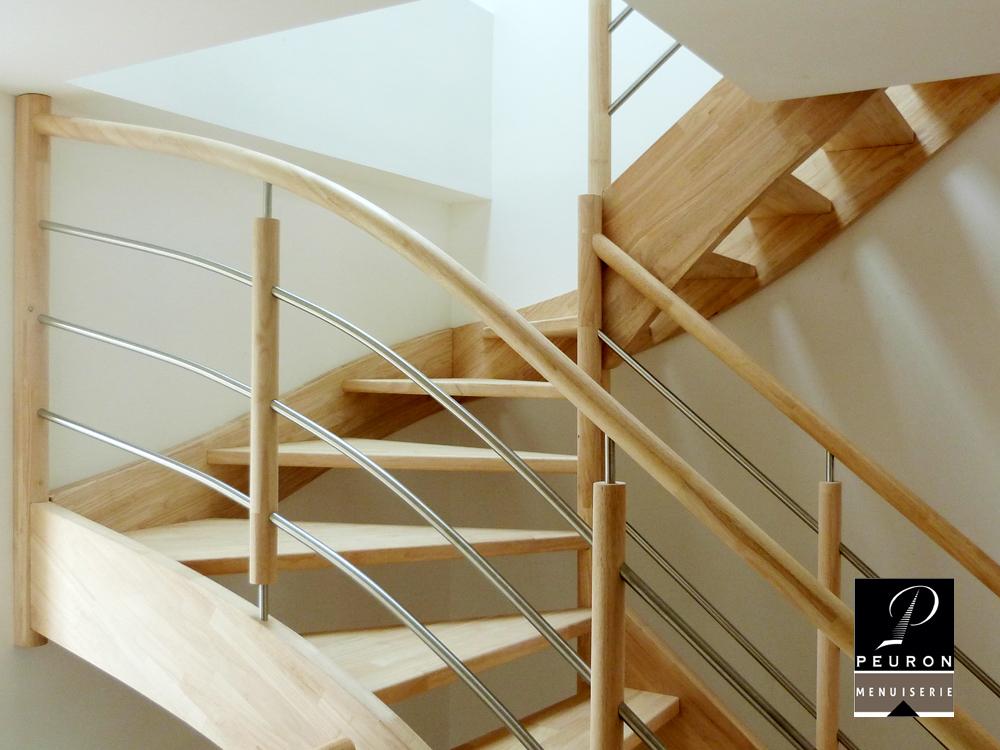 theix inox diffusion bretagne fermetures escalier theix poteau plat droit pour montage latral. Black Bedroom Furniture Sets. Home Design Ideas