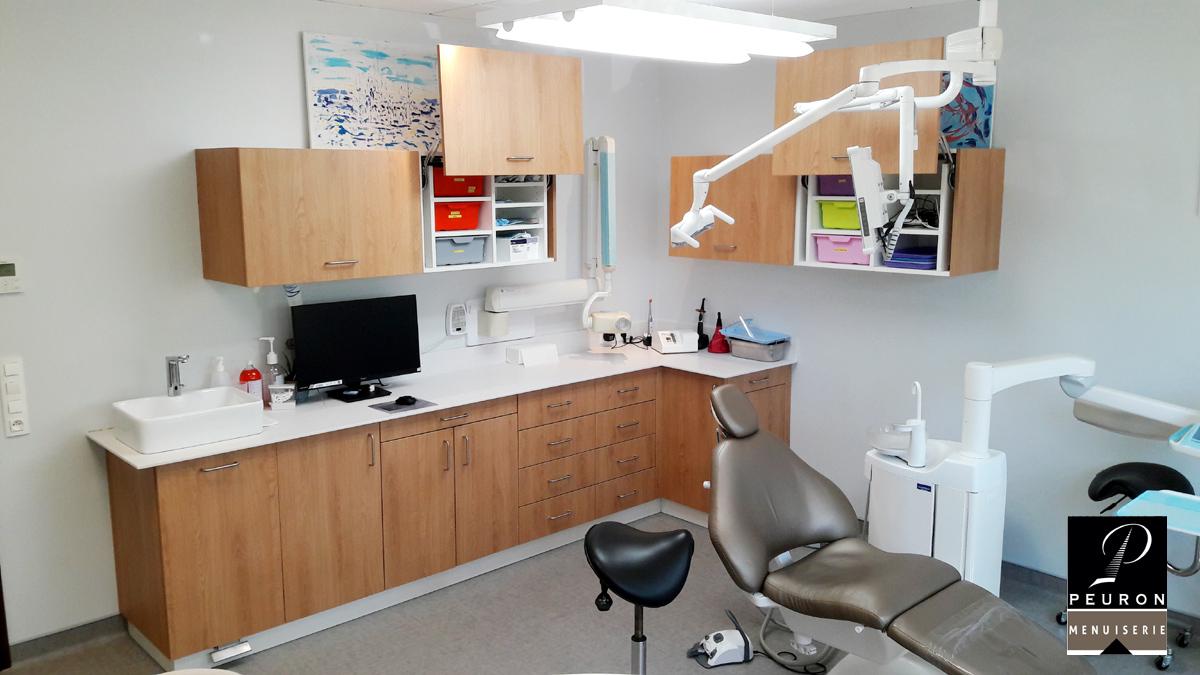 agencement pour particuliers et professionnels cabinet dentaire plumeliau