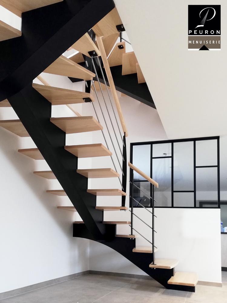 Escalier gamme Alliance